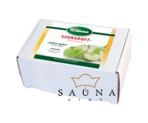 """""""SAUNA"""" illatbox, egyféle illatból, 24x15ml"""