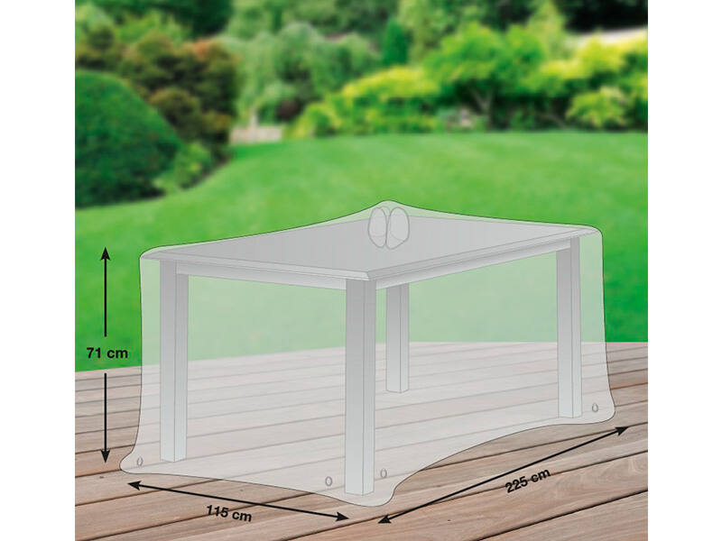 Schutzhülle - Tisch Rechteckig - XL