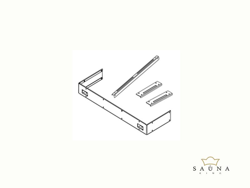 Sentiotec Tartókészlet a beépítőkerethez (Concept R Mini)