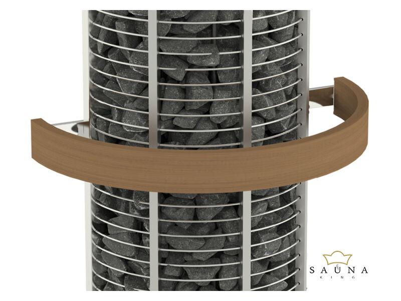 Sentiotec beépítőkeret Tower Heater fali szaunakályhához