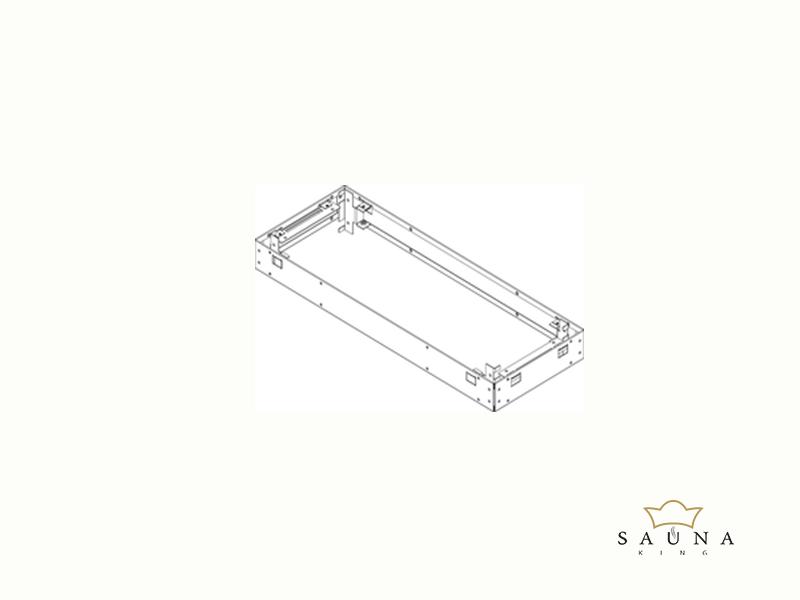 Sentiotec Tartókészlet a beépítőkerethez (Concept R Mini kombi)