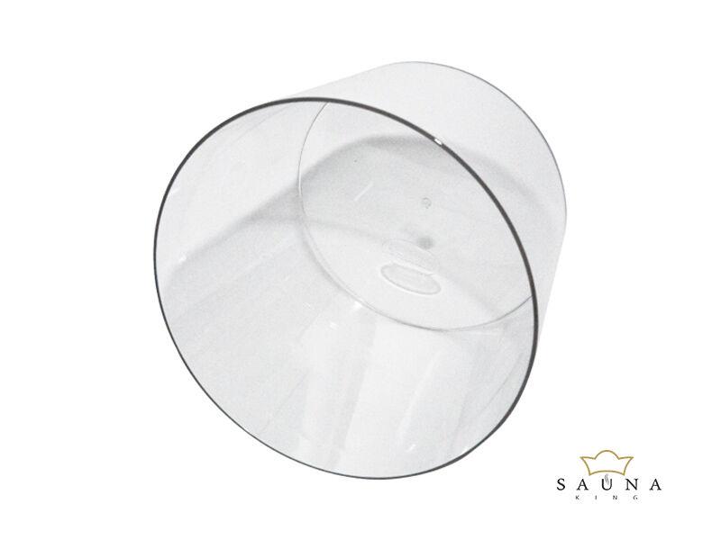 Műanyag betét, átlátszó, 4,5L