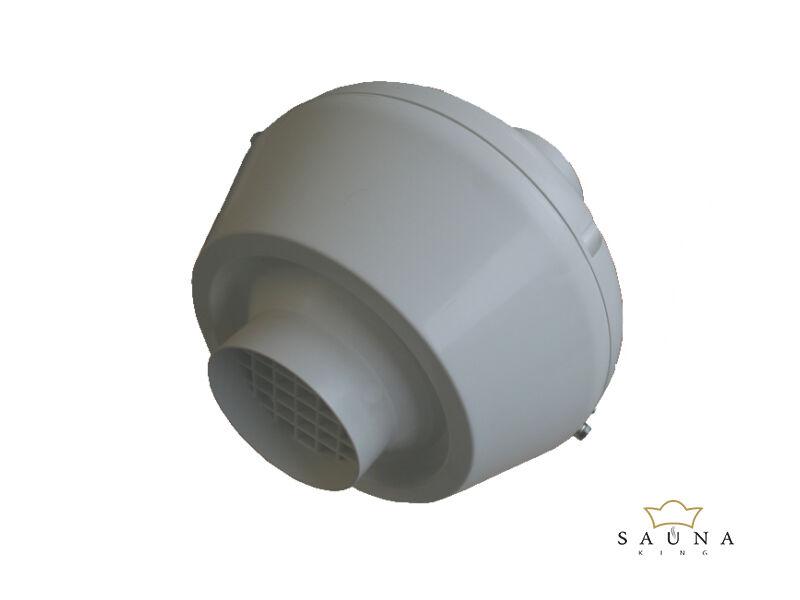 EOS Befúvó ventilátor gőzfürdőhöz