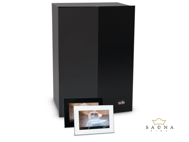 EOS gőzgenerátor SteamRock Premium, EmoTouch 3 vezérléssel