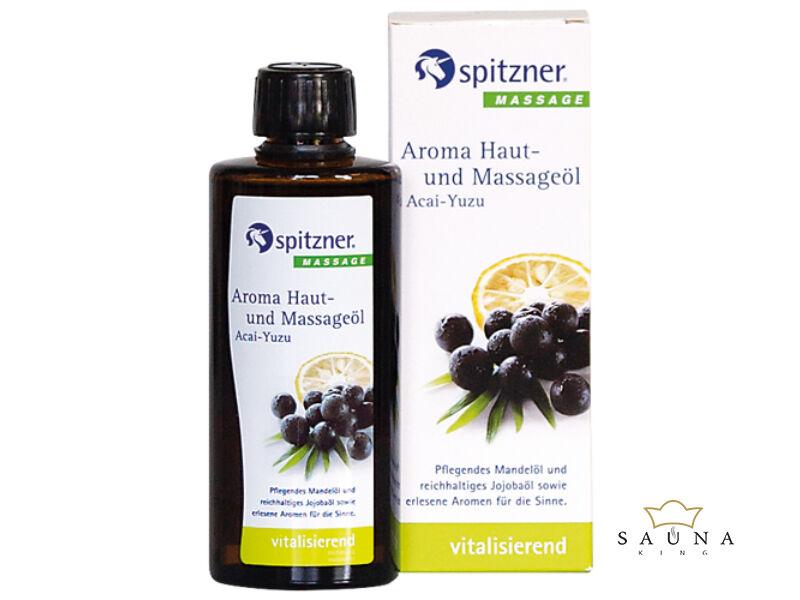 Haut- und Massageöl, Acai-Yuzu, 190 ml
