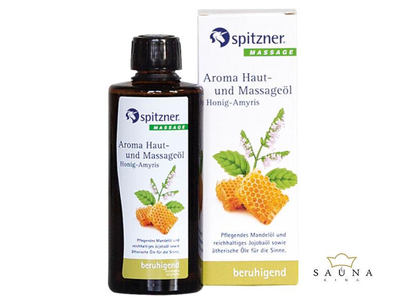 Haut- und Massageöl, Honig-Amyris, 190 ml