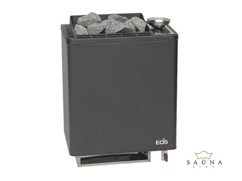 EOS Bi-O Tec Kombi szaunakályha, 6kW-9kW (kő nélkül)