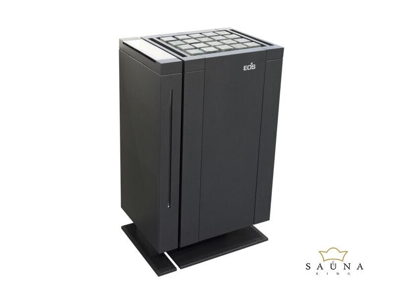EOS Párologtató Mythos, Antracit, 3 kW - 6 kW