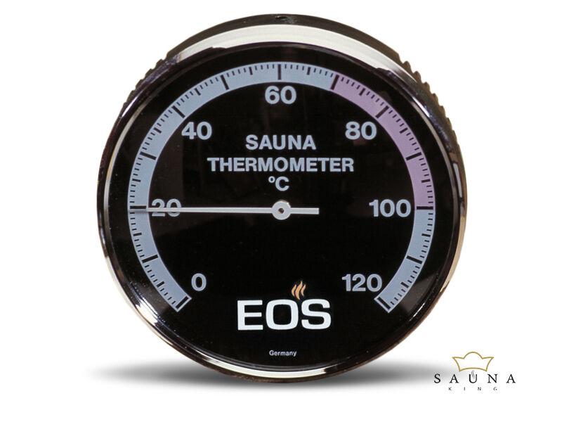 EOS Thermometer, rund, Wandmontage