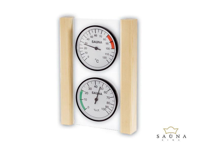 EOS Thermo- und Hygrometer Klimamess-Station