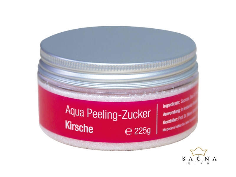Aqua peeling cukor, 5 illat, 225 g
