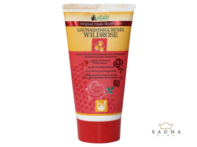 Sauna Honigcreme Rose, 150 g