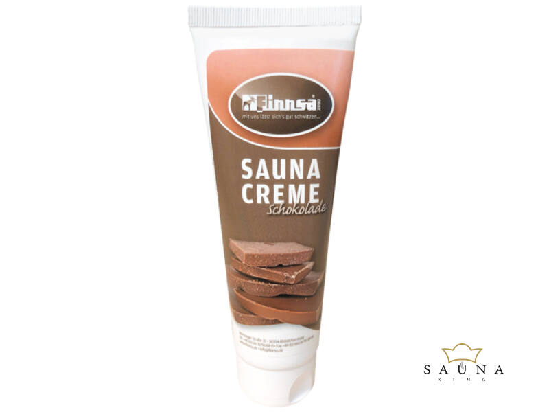 Sauna-Creme Schokolade 125 ml