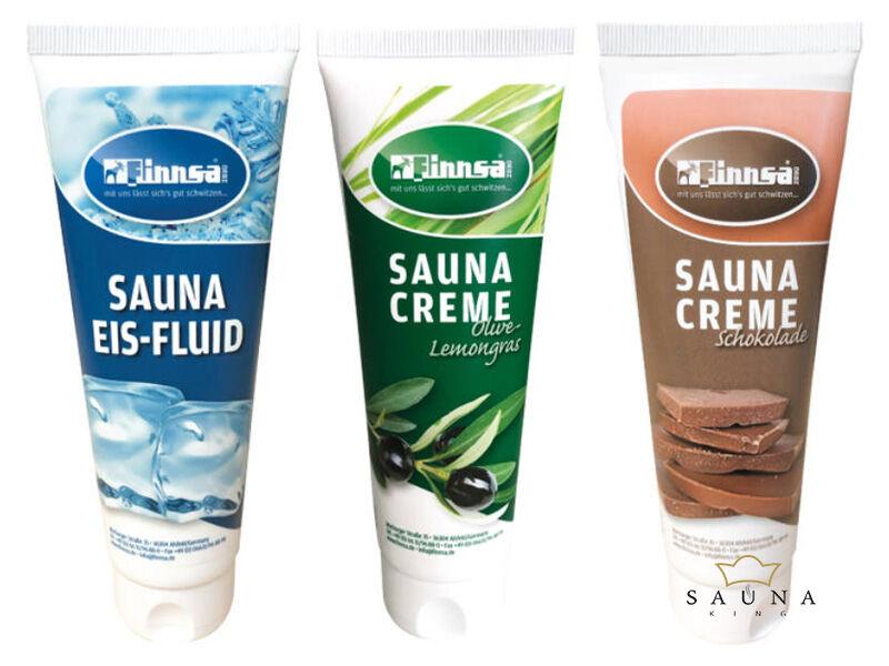 Sauna-Creme Set