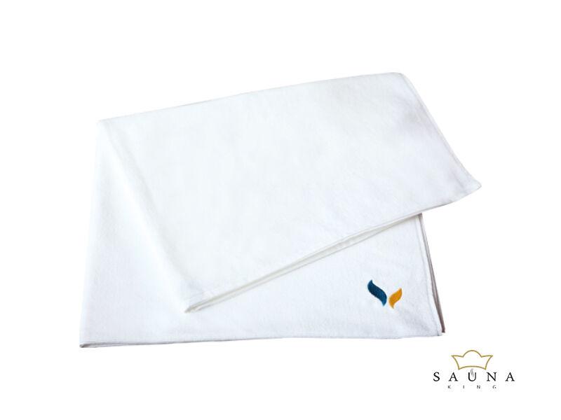 """Sauna-Wedeltuch """"Magic Towel"""" von Robert Heinevetter"""