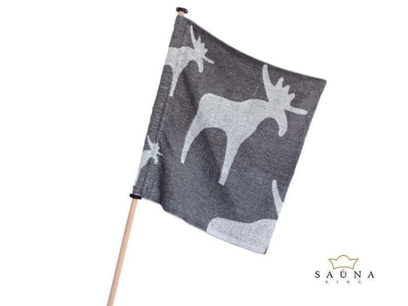 """Légterelő zászló """"jávorszarvas"""" Szett"""