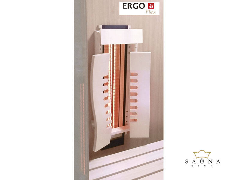 ERGO-Flex Infra háttámla
